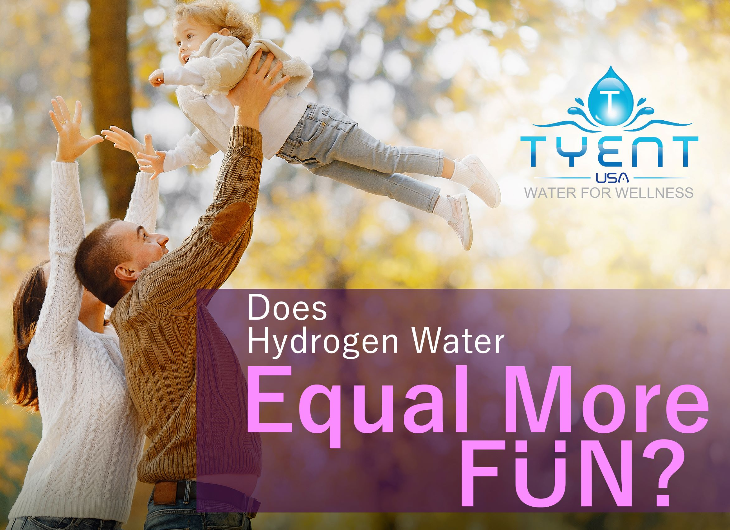 Does Hydrogen Water Equal More Fun
