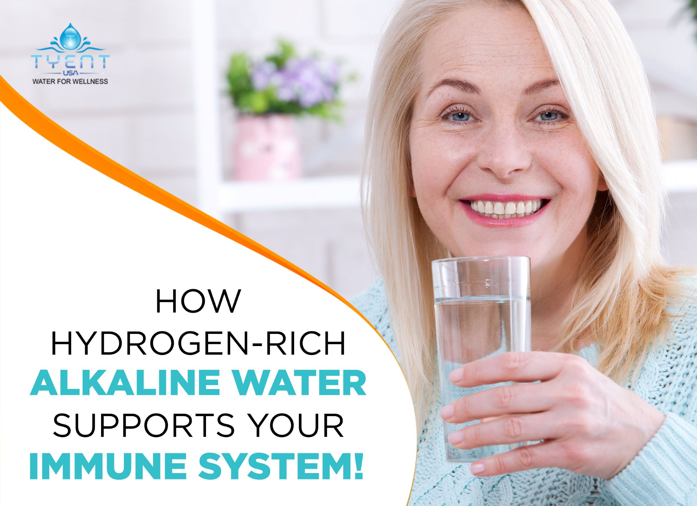 Immune System Support with Hydrogen Water
