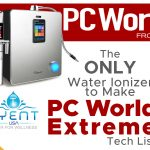 The ONLY Water Ionizer to Make PC World's Extreme Tech List