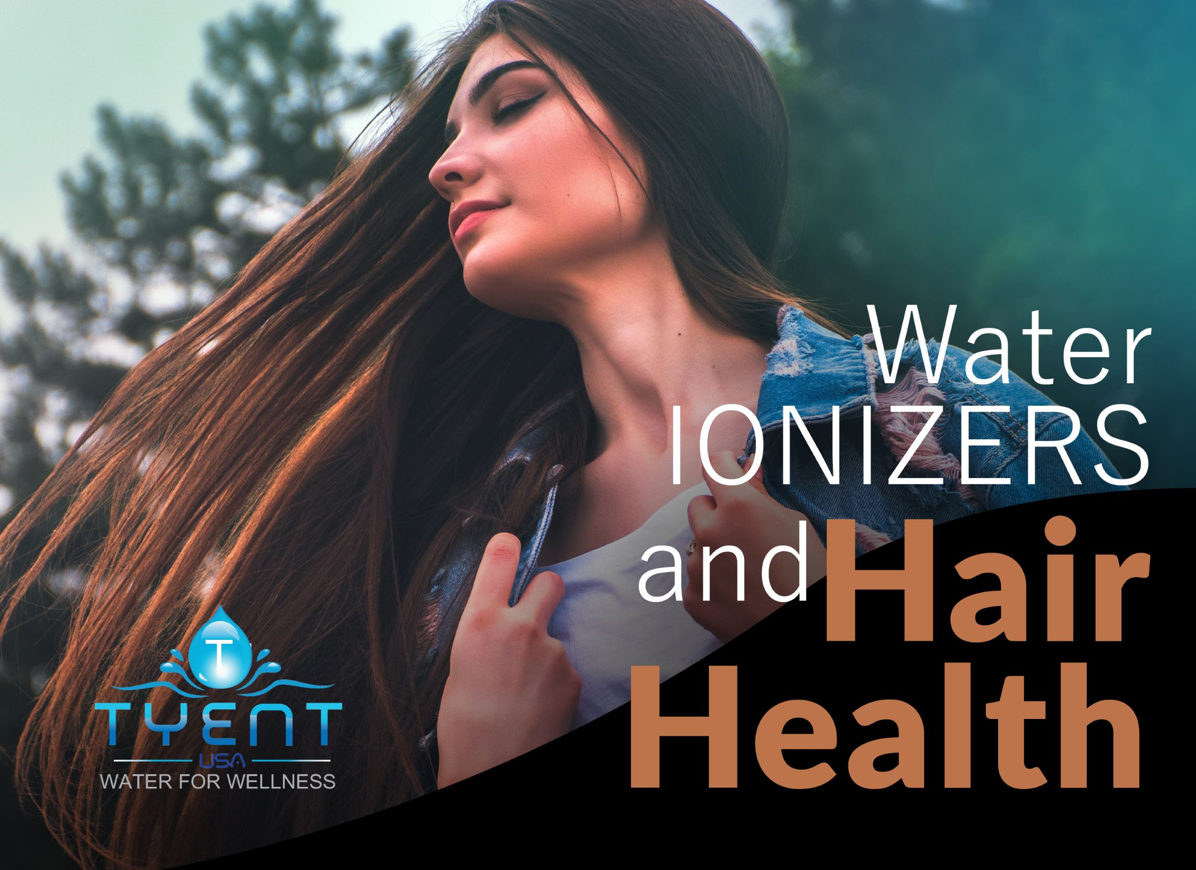 Water Ionizers and Hair Health