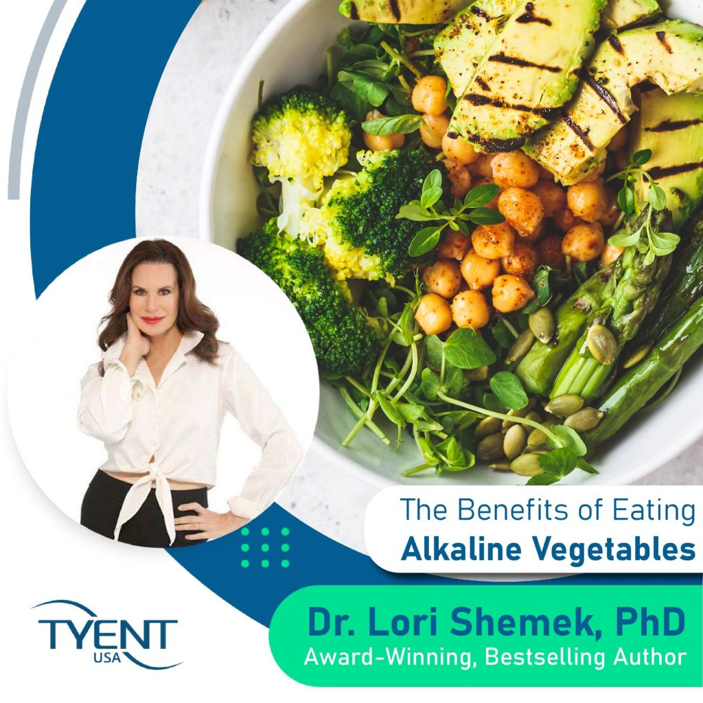 Dr. Lori Shemek Alkaline Vegetables