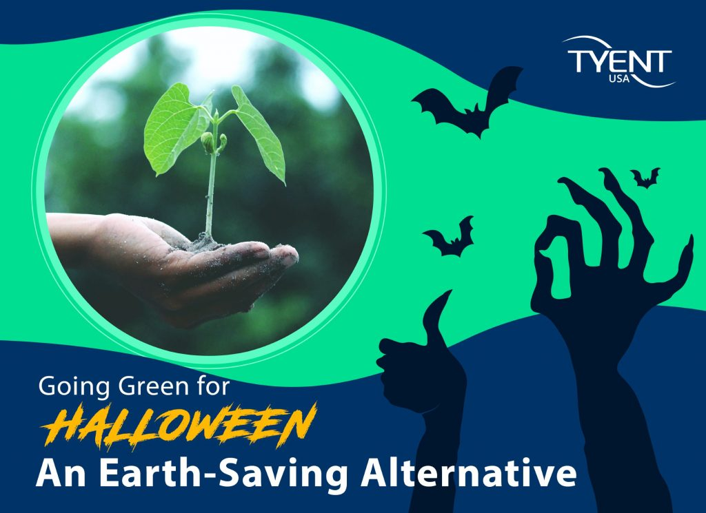 Going Green For Halloween – An Earth-Saving Alternative