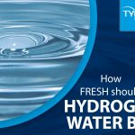 How Fresh Should Hydrogen Water Be?