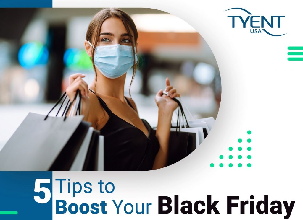 5 Tips to Boost Your Black Friday