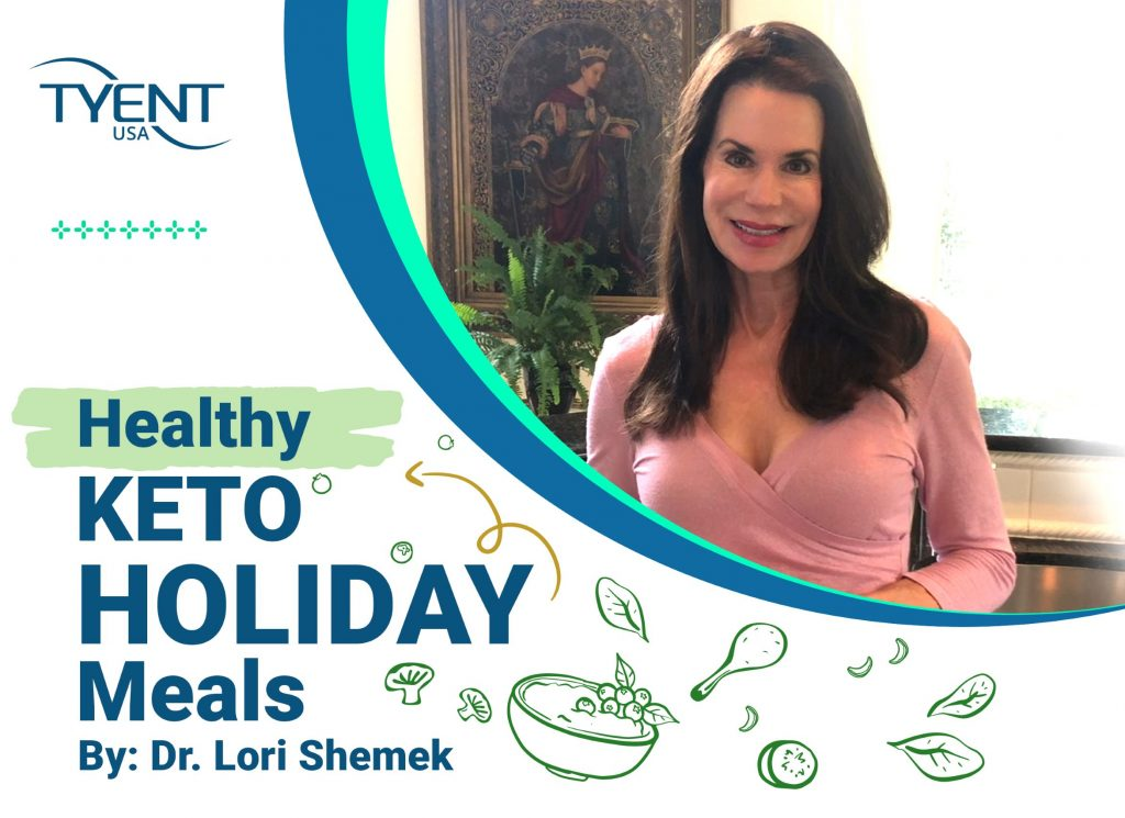 Healthy Keto Holiday Recipes