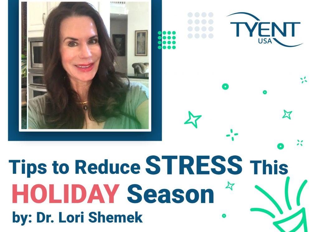 Tips to Reduce Stress This Holiday Season