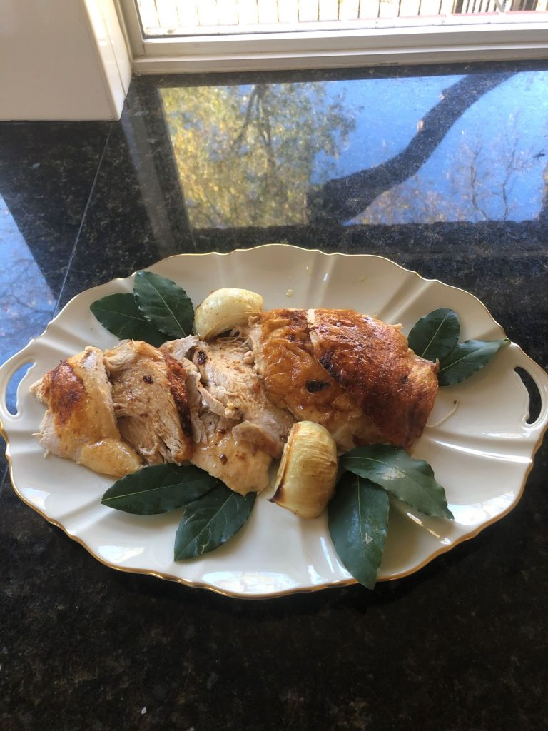 Traditional Oven-Roasted Turkey Breast