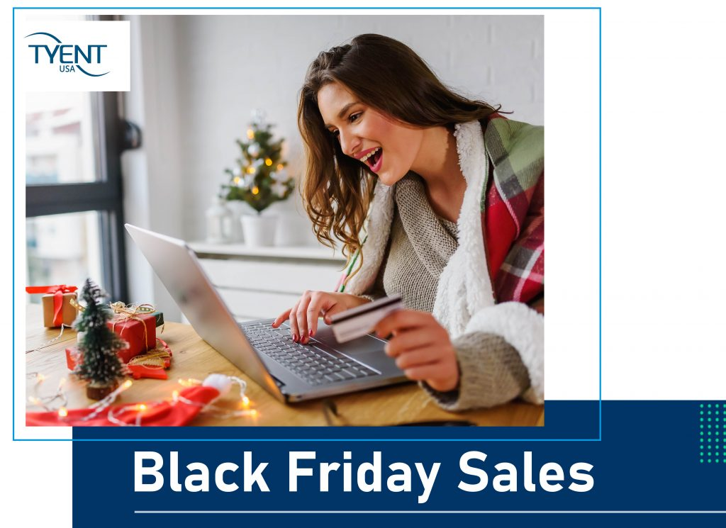 Tyent Black Friday Sales