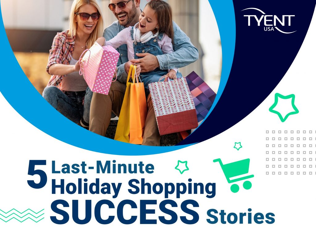 5 Last-Minute Holiday Shopping Success Stories