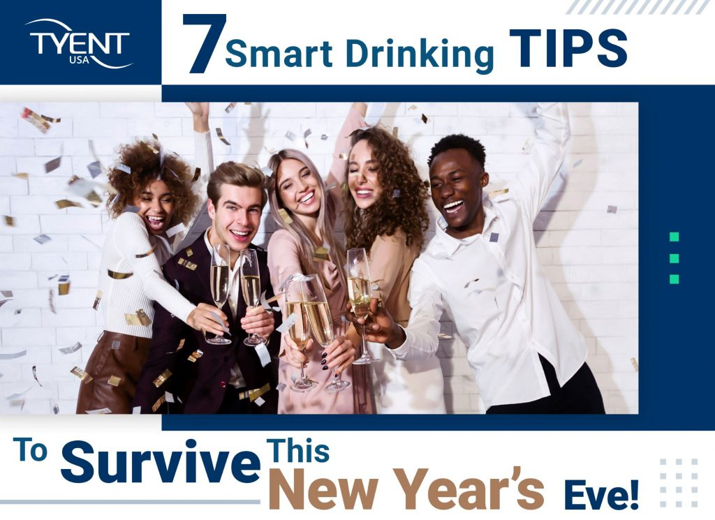 7 Smart Drinking Tips to Survive This New Year's Eve
