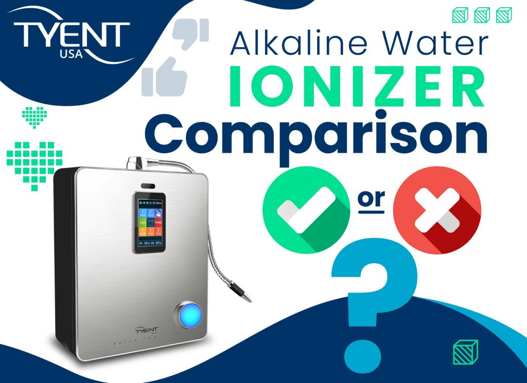 Alkaline Water Ionizer Comparison