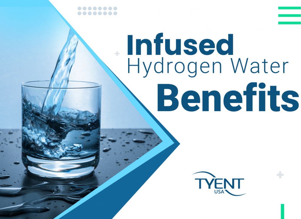 Infused Hydrogen Water Benefits