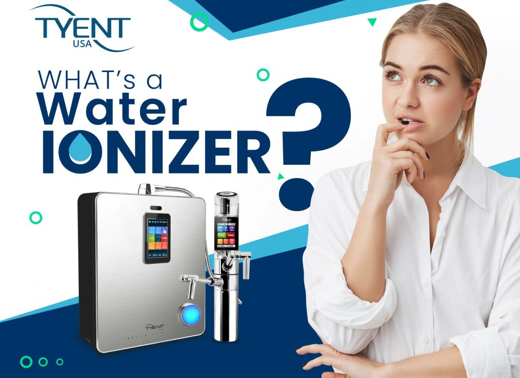 What's a Water Ionizer