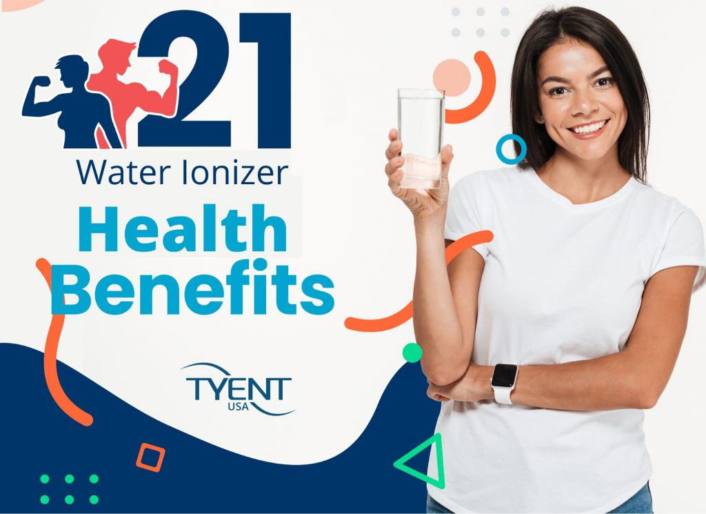 21 Water Ionizer Health Benefits