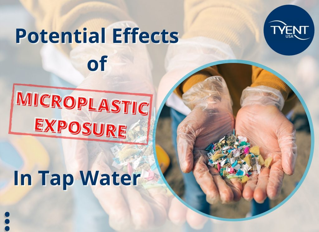 Potential Effects of Microplastic Exposure on Tap Water