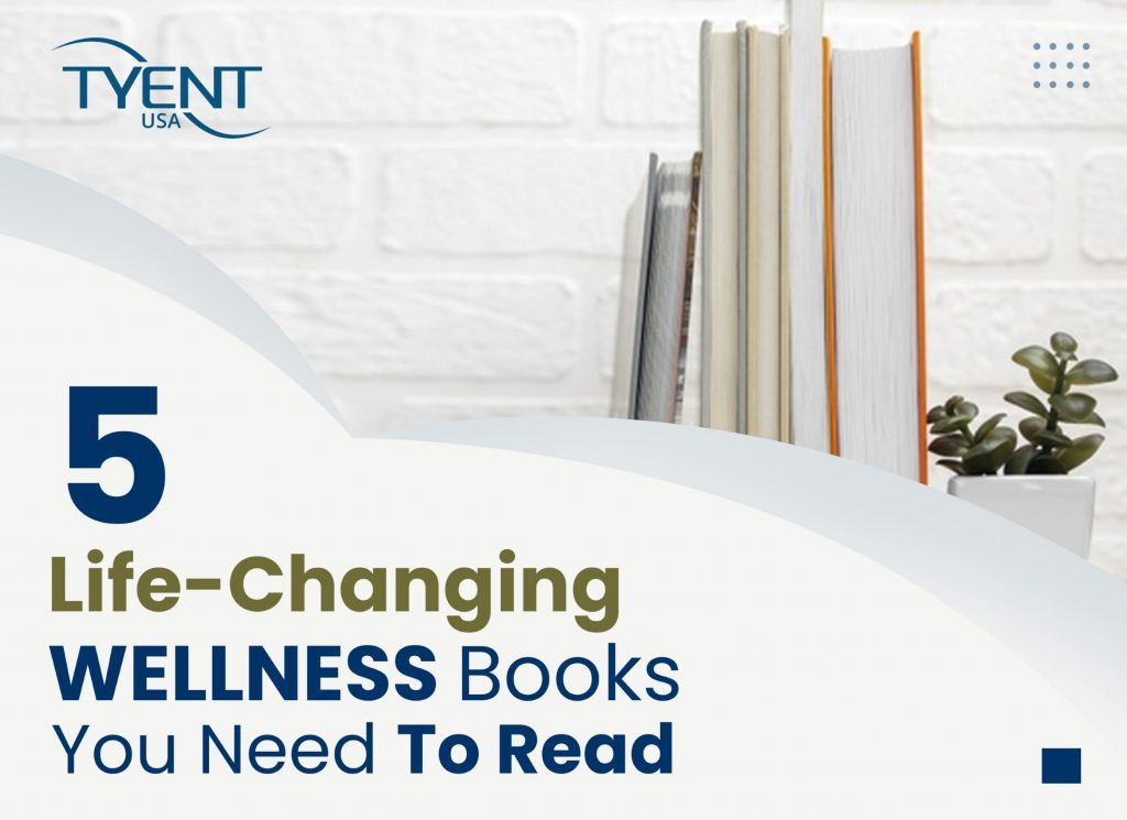 5 Life-Changing Wellness Books You Need To Read