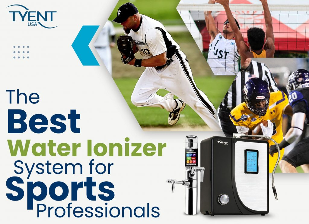 The Best Water Ionizer System for Sports Professionals
