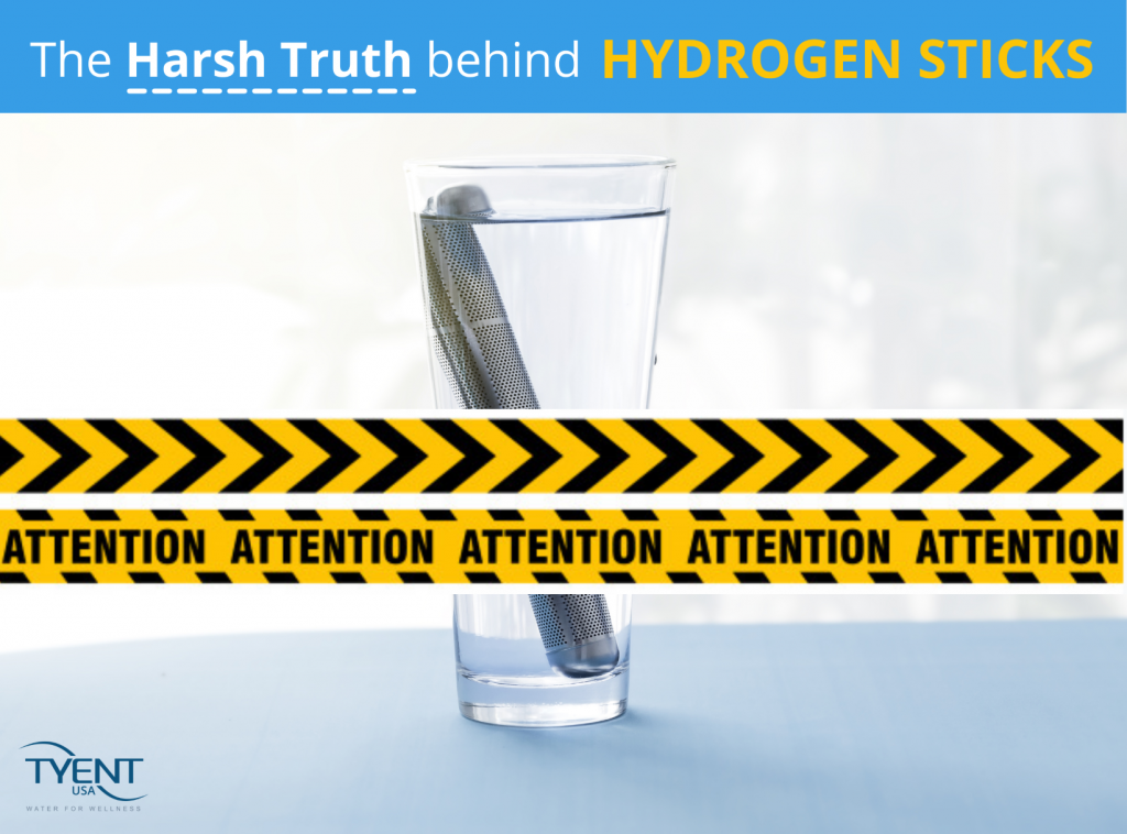 The Harsh Truth behind Hydrogen Sticks