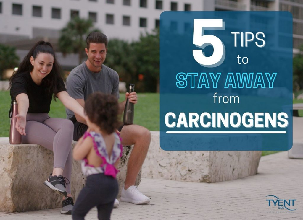 5 tips to stay away from carcinogens