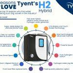 13 Reasons to Love Tyent's H2 Hybrid