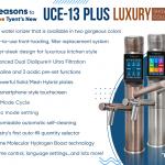 13 Reasons to Love Tyent's New UCE-13 PLUS Luxury Edition