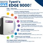 9 Reasons to Love Tyent's EDGE 9000T