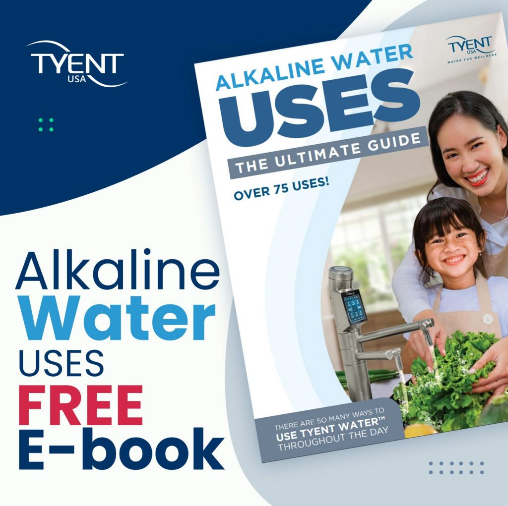 Alkaline Water Uses Ebook