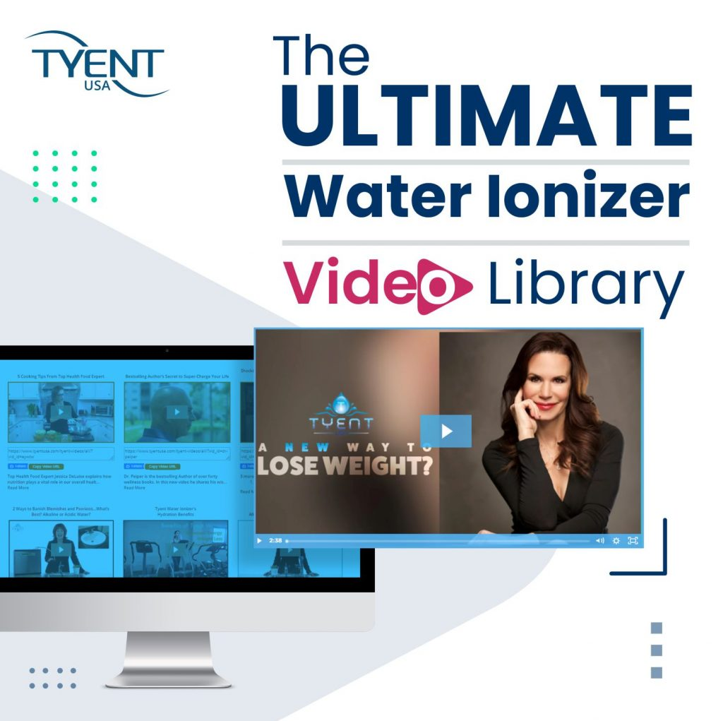 The Ultimate Water Ionizer Video Library – Updated