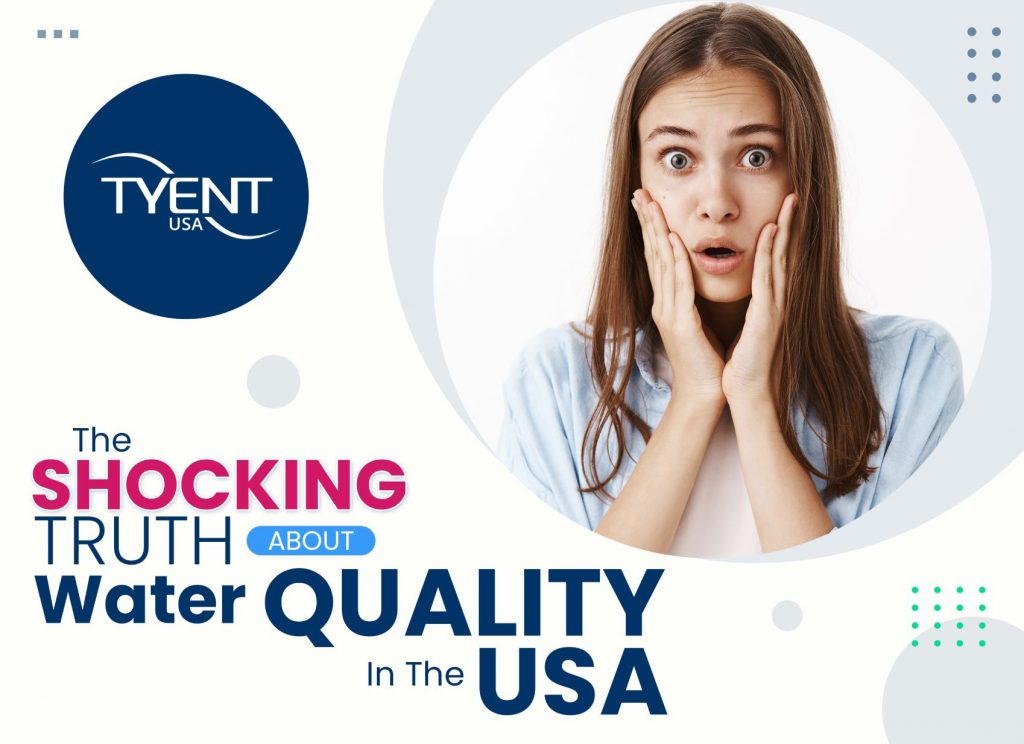 The Shocking Truth About Water Quality in the USA