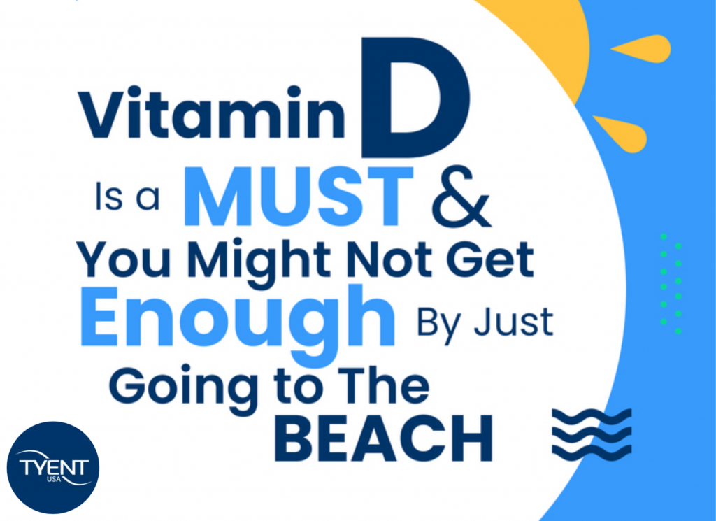 Vitamin D is a Must