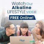Watch our Alkaline Lifestyle Video FREE Online!