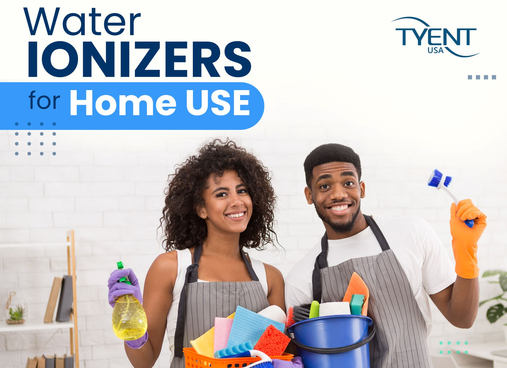 Water Ionizers for Home Use