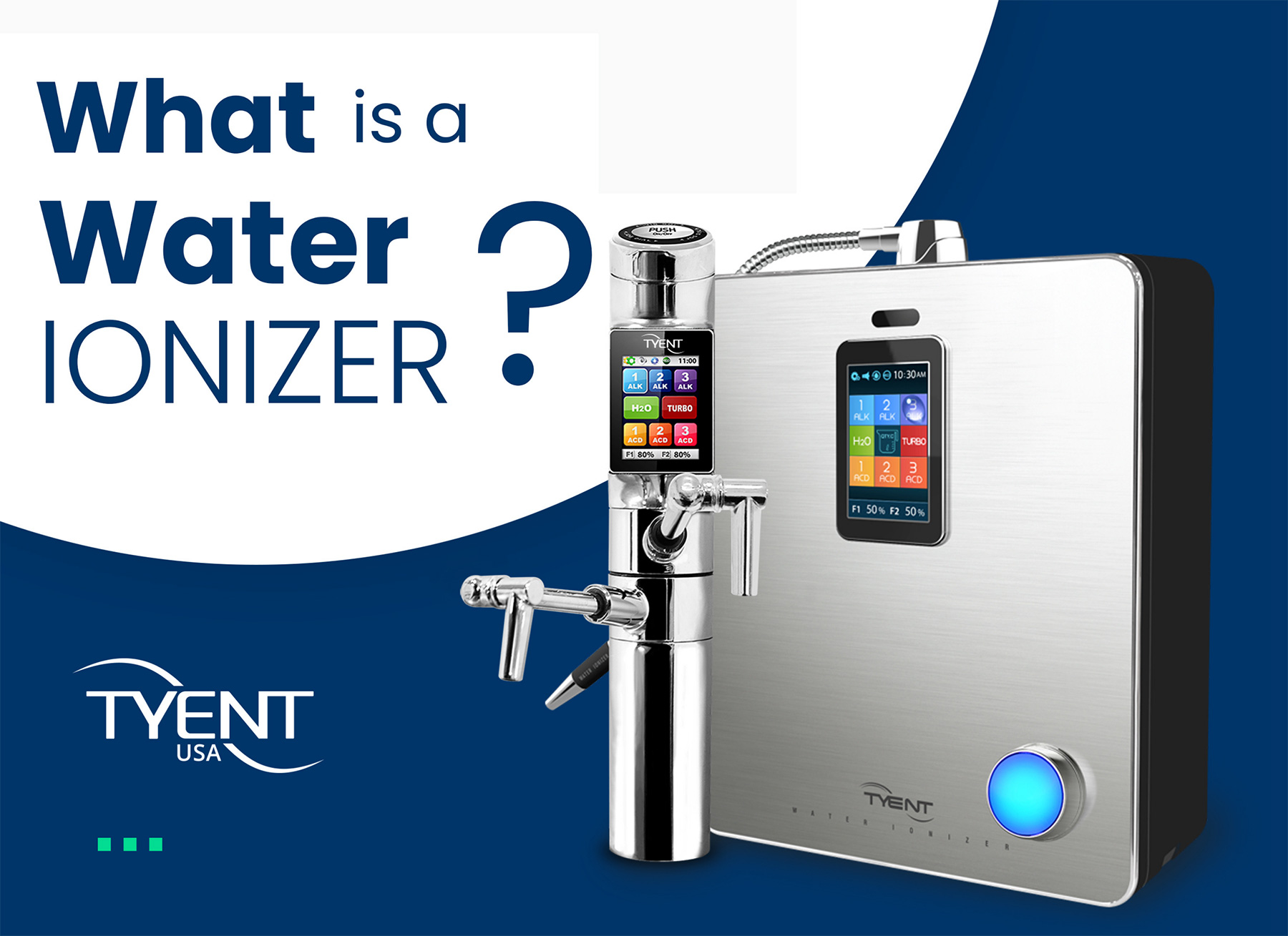 What is a water ionizer?