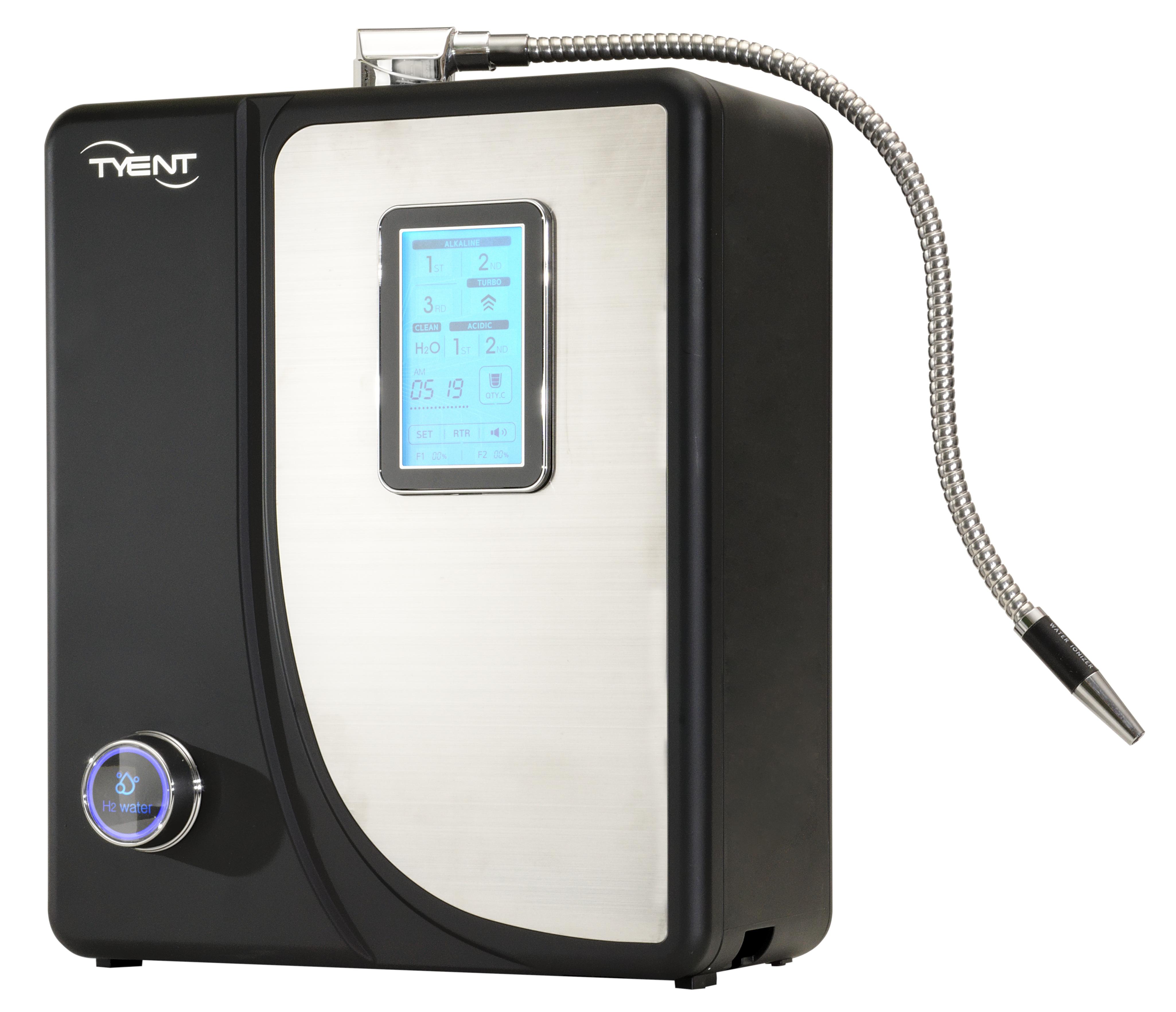 NEW - Alkaline H2 Hybrid Ionizer