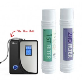 Tyent Hybrid Ultra Filter Set: Fits Hybrid Countertop Water Ionizer