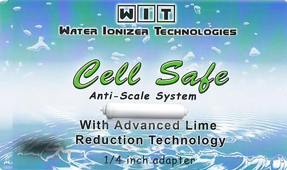 WIT :: Cell Safe Anti-Scale Hard Water Filter