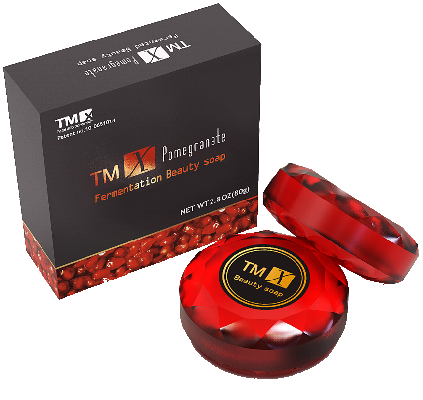 TM-X Beauty Soap by Tyent