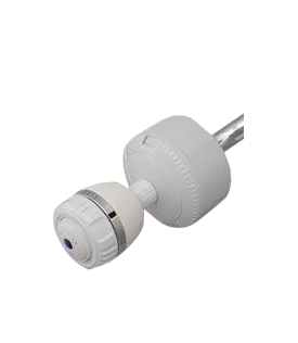 Tyent Shower Lux 2 - White w/ Massage Head  Image