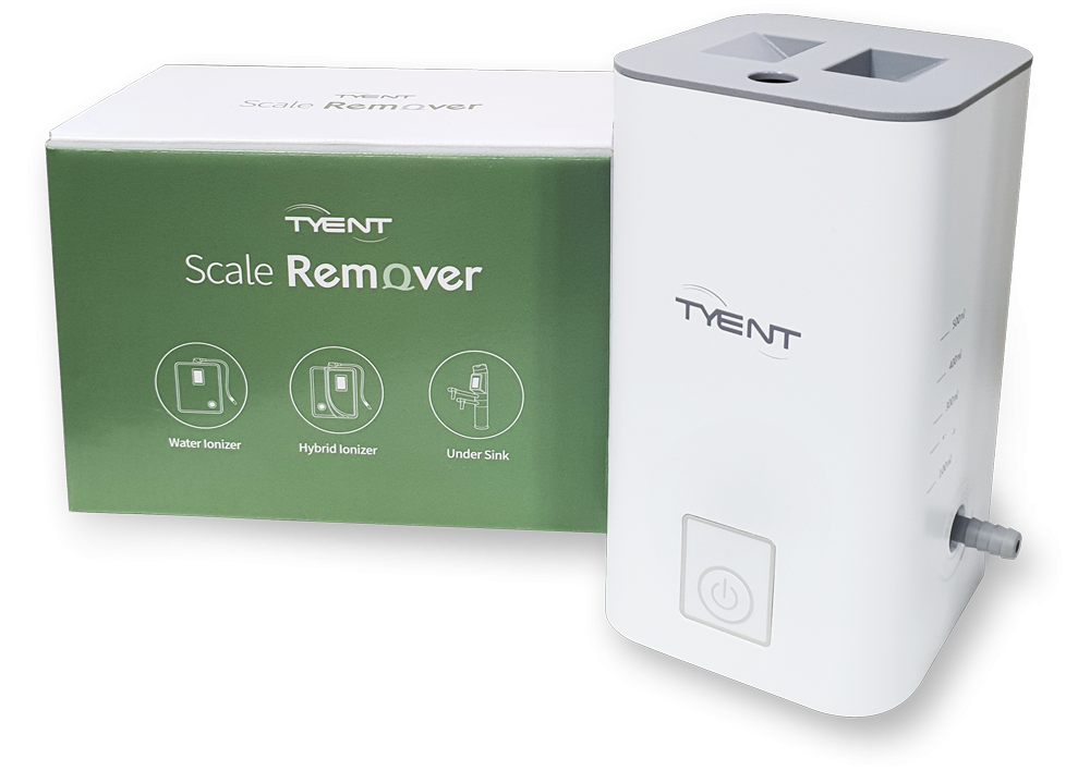Tyent Scale Cleaner & Remover