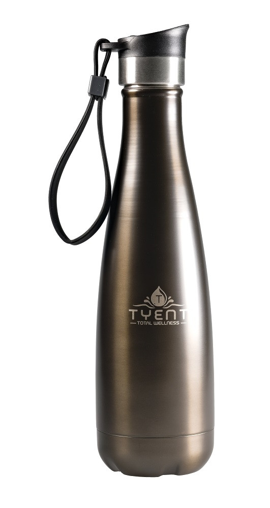 Tyent Contemporary Drinkware - 750ml Titanium