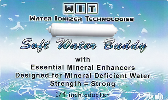 Soft Water Buddy - Remineralization Filter