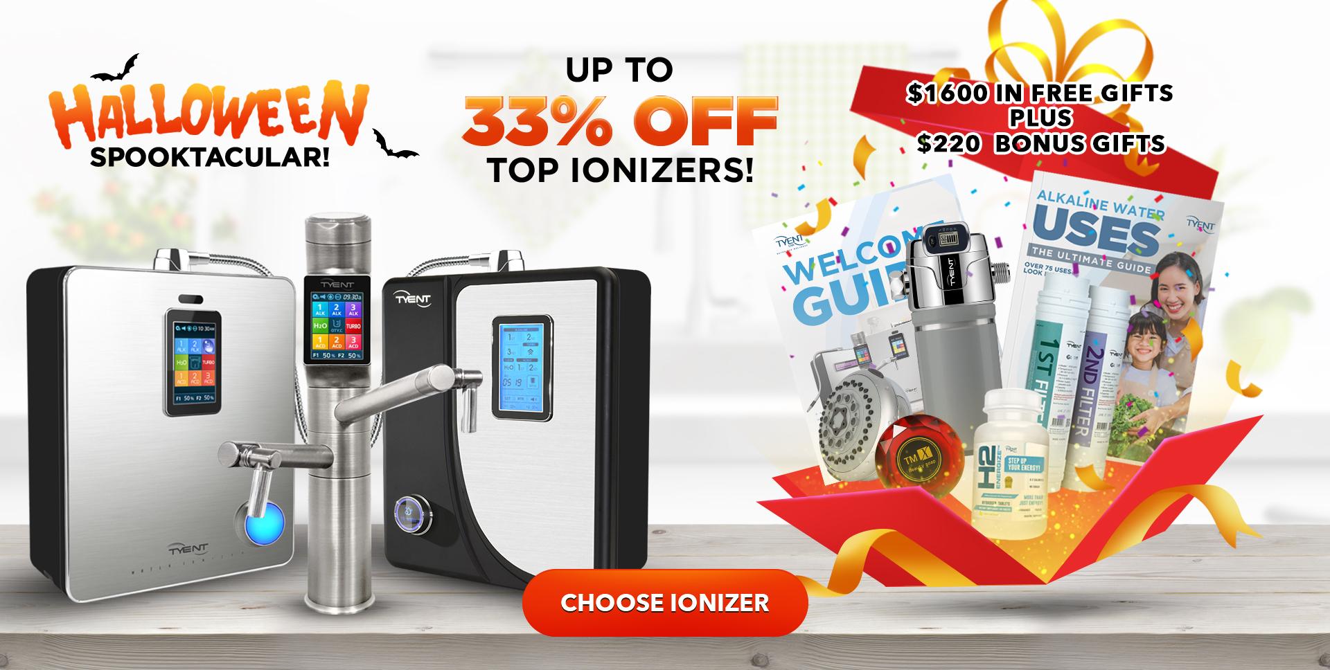 Water Ionizer Deals