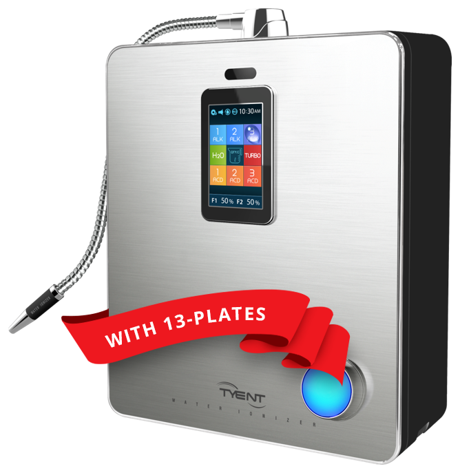 Ace-13 13 plate water ionizer by TyentUSA