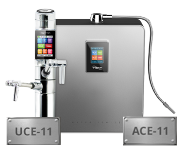 ACE-11 and UCE-11 Tyent Water Ionizers