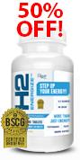 H2 Energize Hydrogen Tablets by TyentUSA