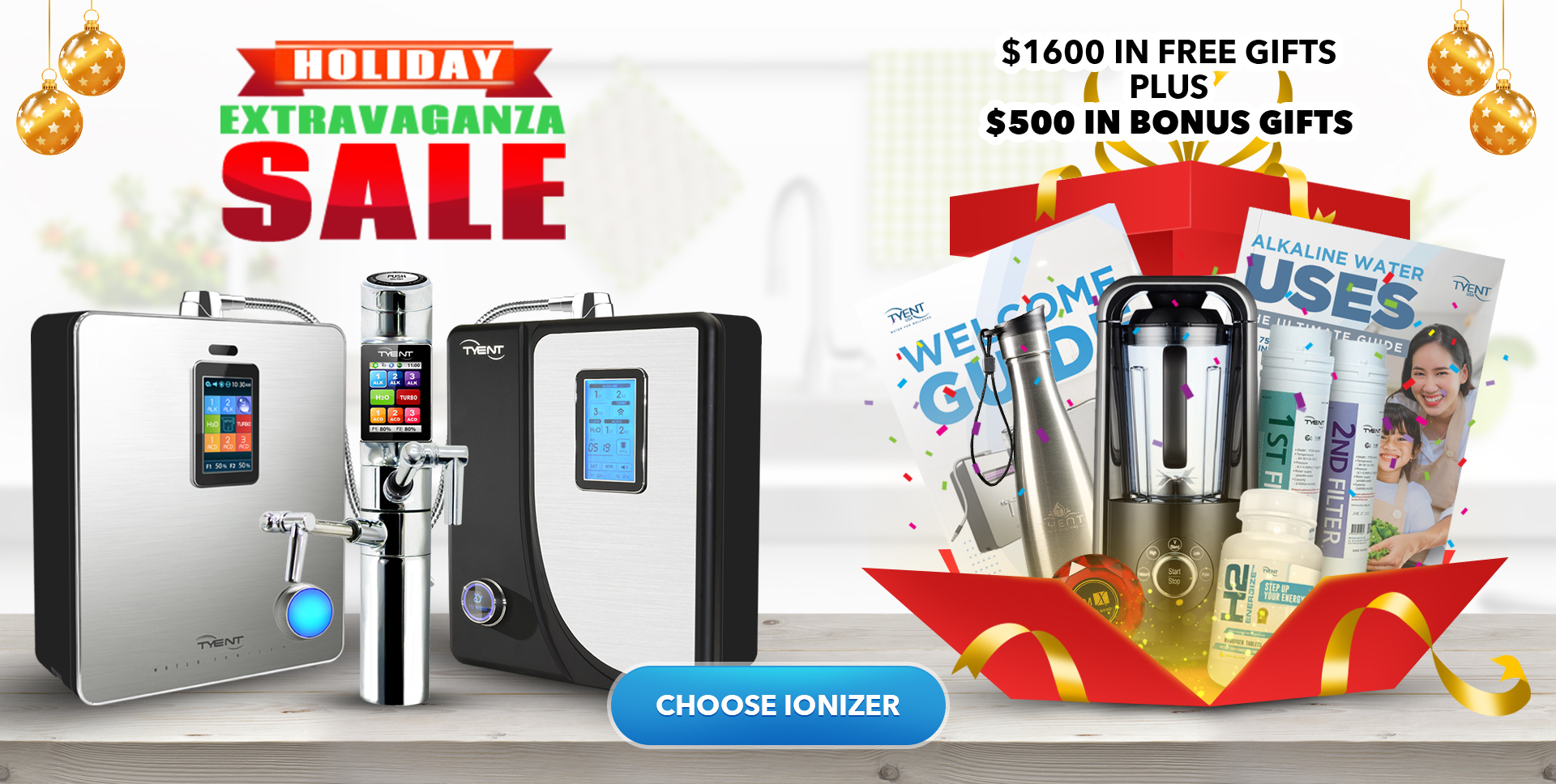 Black Friday 2020 Water Ionizer Deals