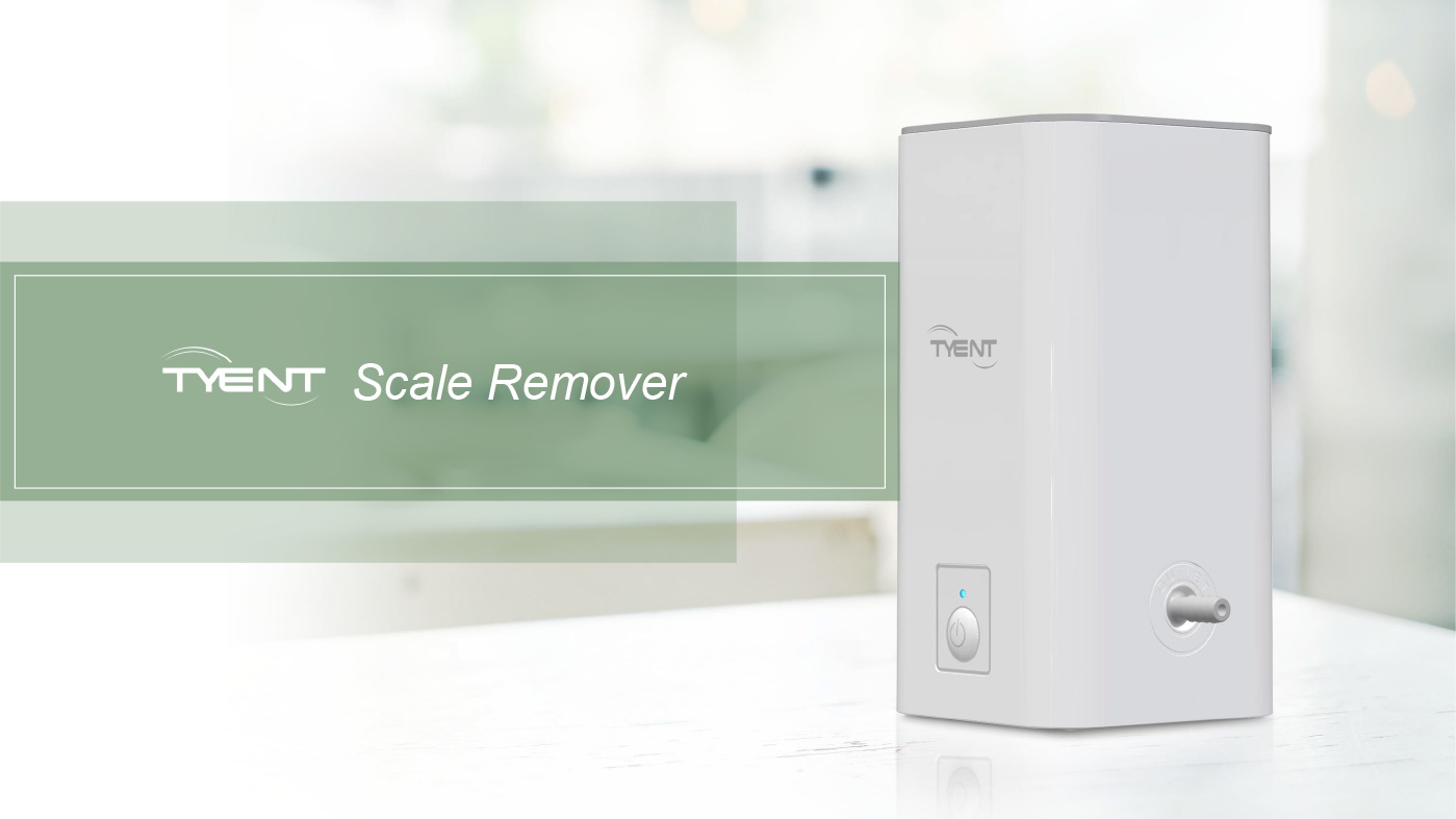 Tyent Scale Remover 1