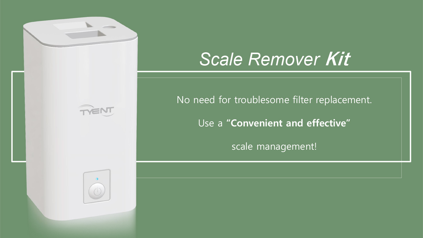 Tyent Scale Remover 5
