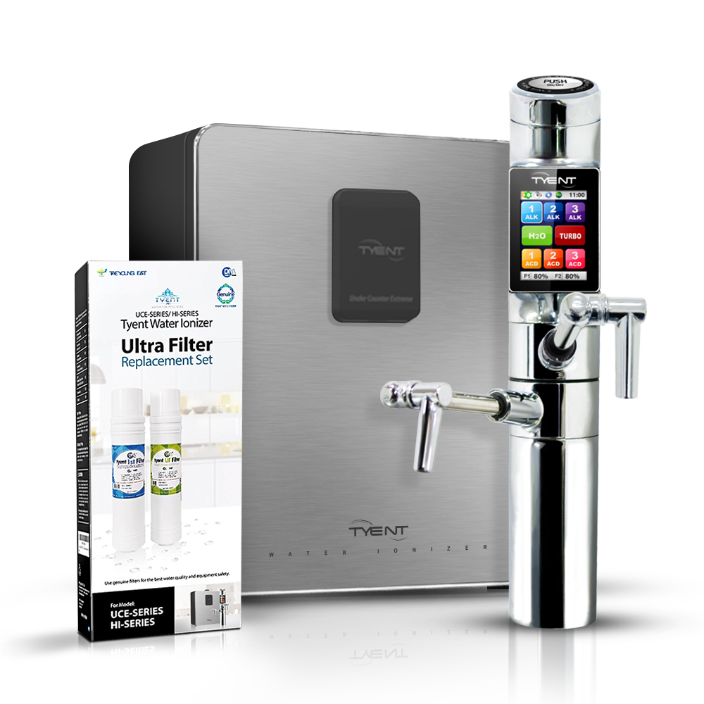 Tyent USA UCE-13 Series Water Ionizer Filters