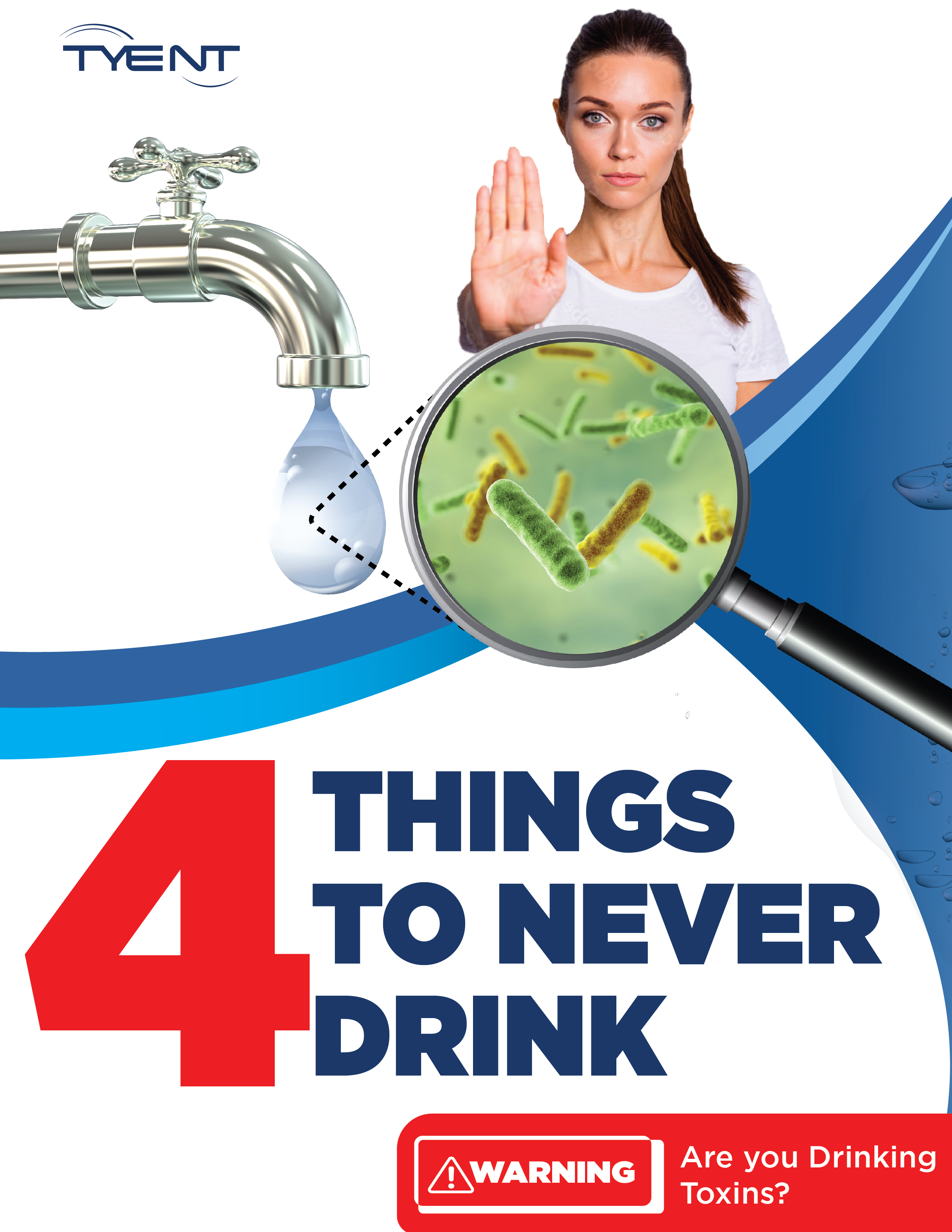 4 Things to Never Drink Ebook